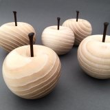 Limed Ash Apples