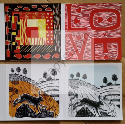 Log cabin, Love, Hare at Burrough, Hare at Burrough blue sky