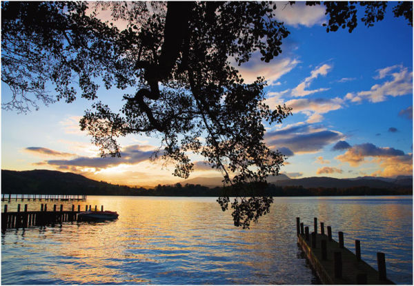 Windermere Sunset