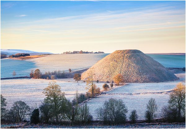 Silbury Sunrise