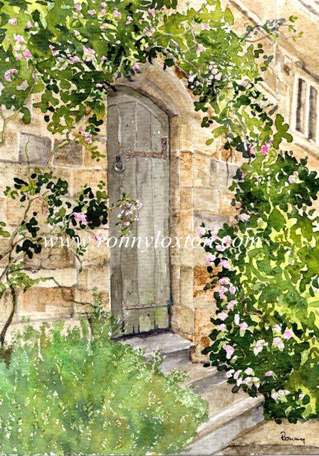 325 Broughton Garden Door 3