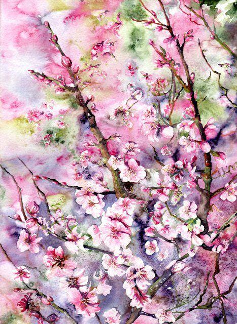 461 Pink Cherry Blossom
