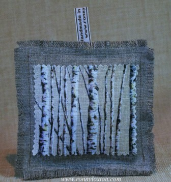BLA1 Lavender Bag Silver Birch 1
