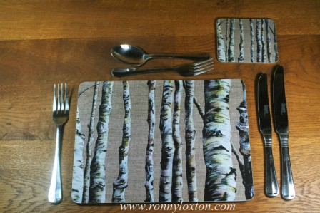 MC2 Silver Birch set