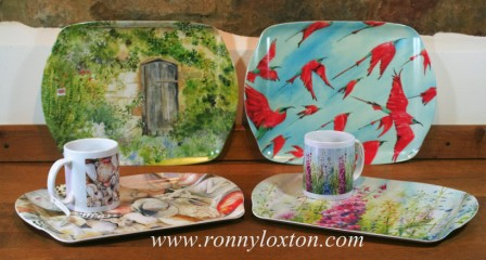 Trays & Mugs