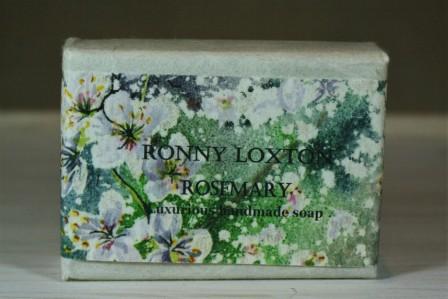 Soap hand made Rosemary (Blossom) SHM2