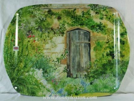 Tray medium Broughton Garden Door TM2