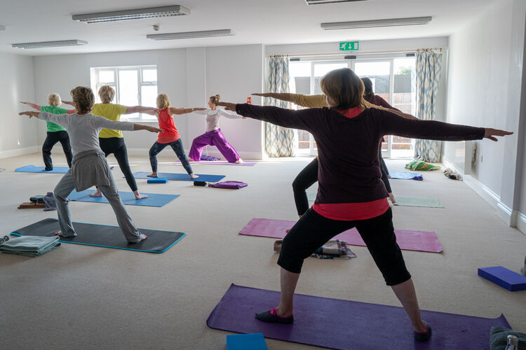 beanie's yoga