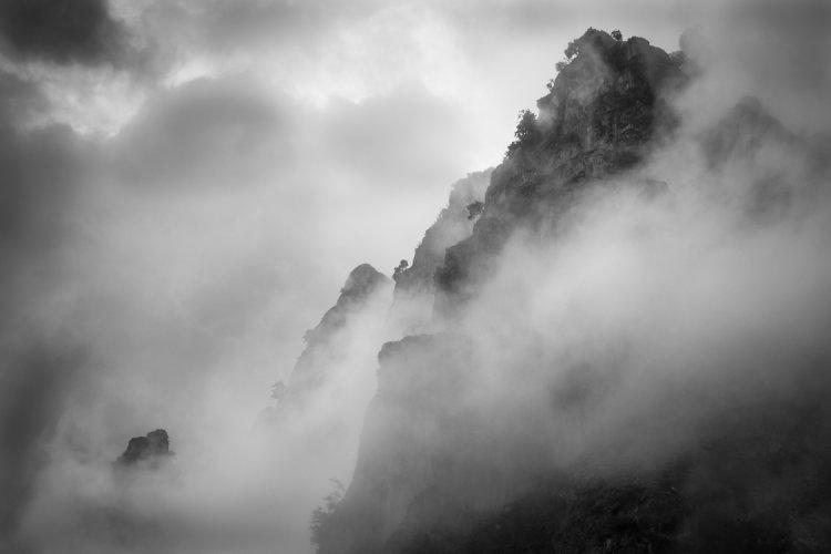 mysterious peaks