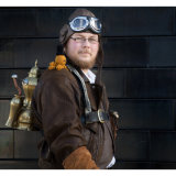 steam punk and octopus