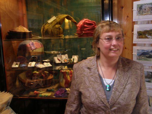 Anne at Loch an Eilein gallery