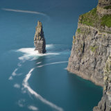 Sea Stack off Cliffs of Moher