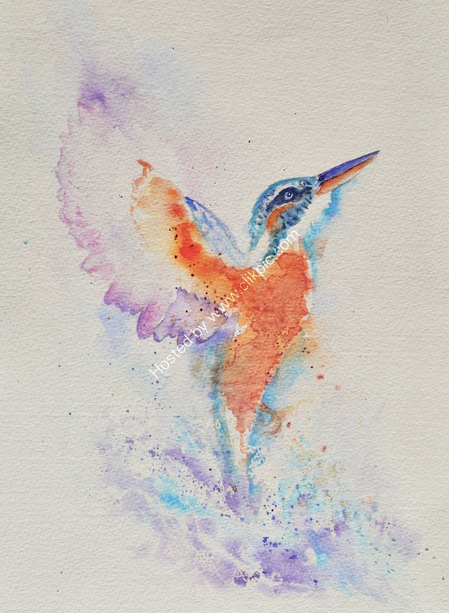 A Flash of Feathers - 1
