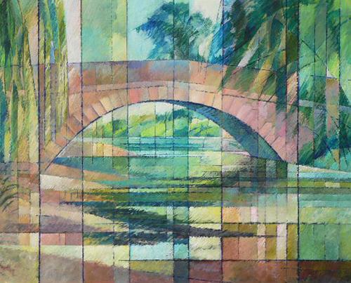 The Bridge at Sinnington.