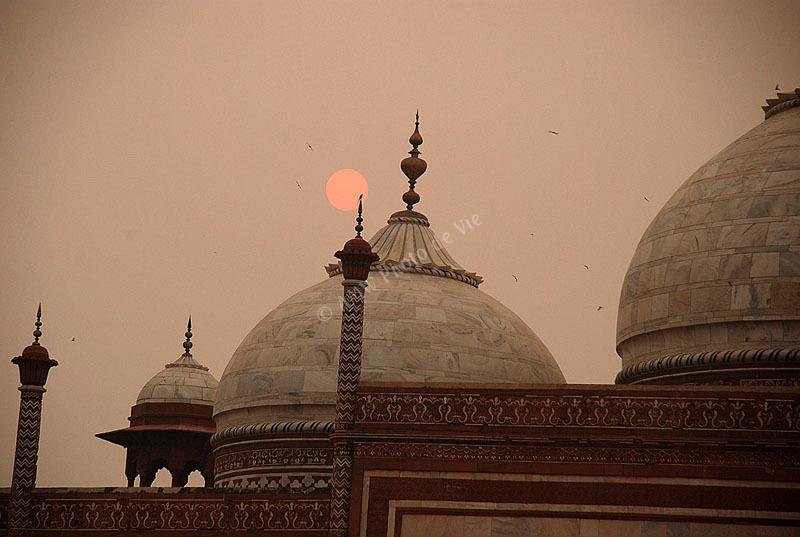 Agra Sunset