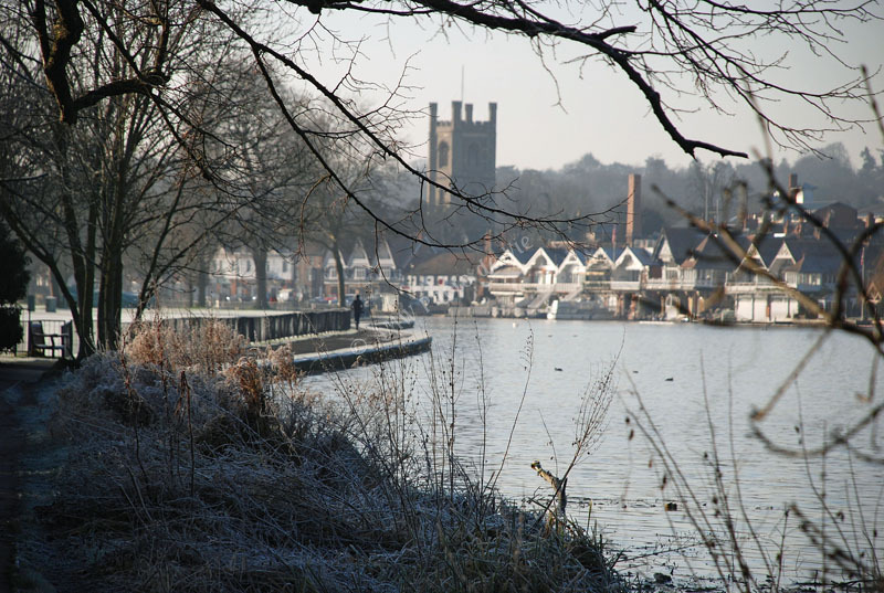 Henley Frost, Oxfordshire