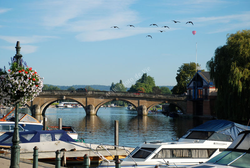 Henley Morning, Oxfordshire