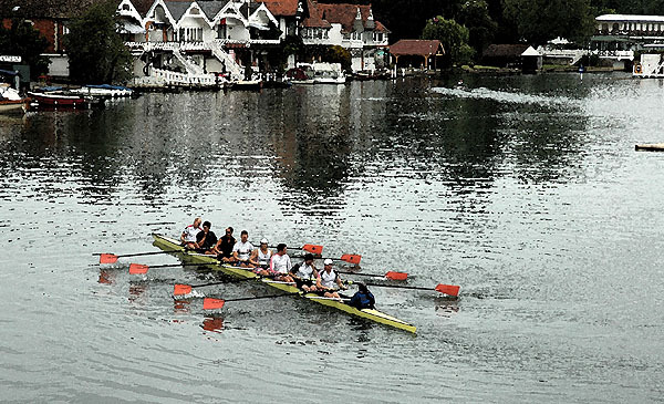 'Henley Rowers' Henley-on Thames