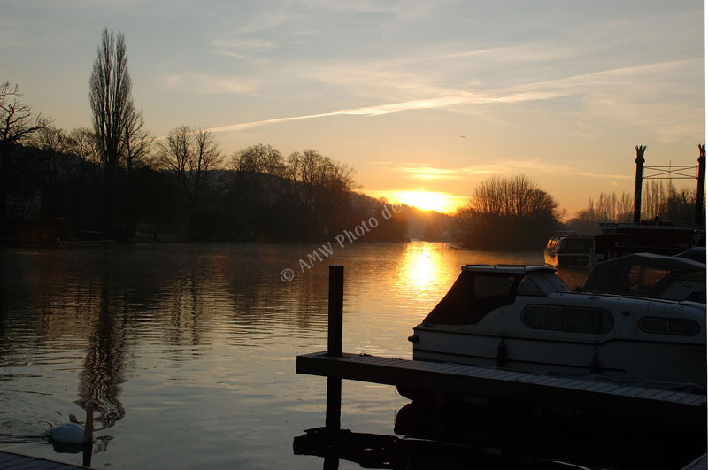 Morning Glow, Henley-on-Thames