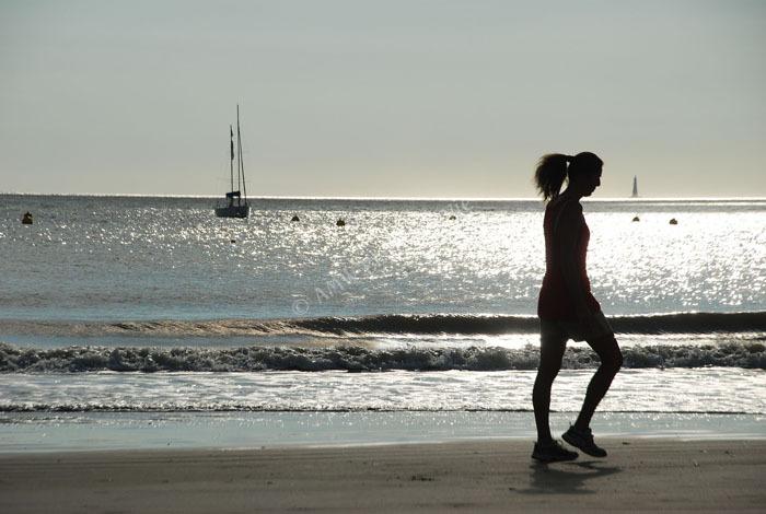 Silhouette Walk