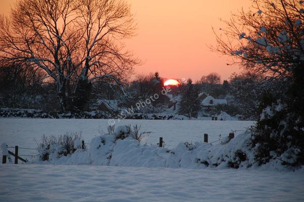 Sonning Common Sunset