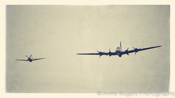 Sally B with 'Little Friend' Janie