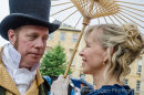 Brian and Julia, Stepping Back in Time to Regency England