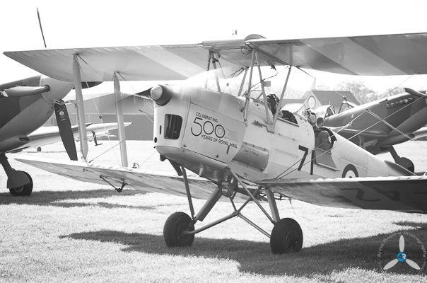 Tiger Moth, Headcorn