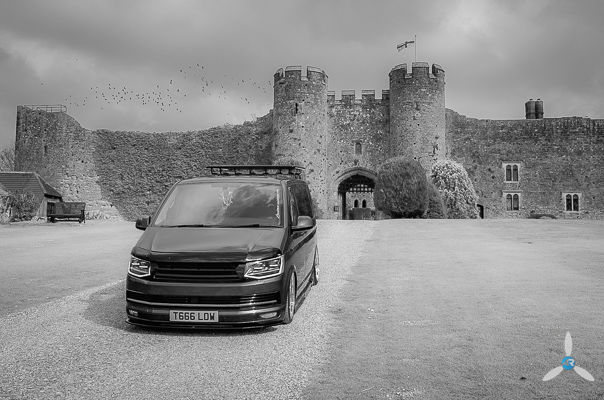 T6 at Amberley Castle