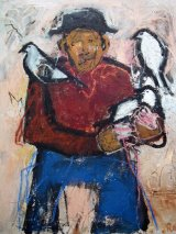 Birdman.      (Sold)