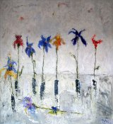 Iris Goddess (sold)