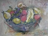 The Bowl of Fruit