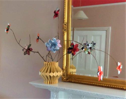 Carousel Ikebana