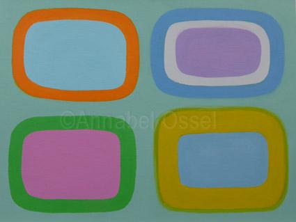 Generation X<br>acrylic on canvas<br>30 x 40 cms<br>2016
