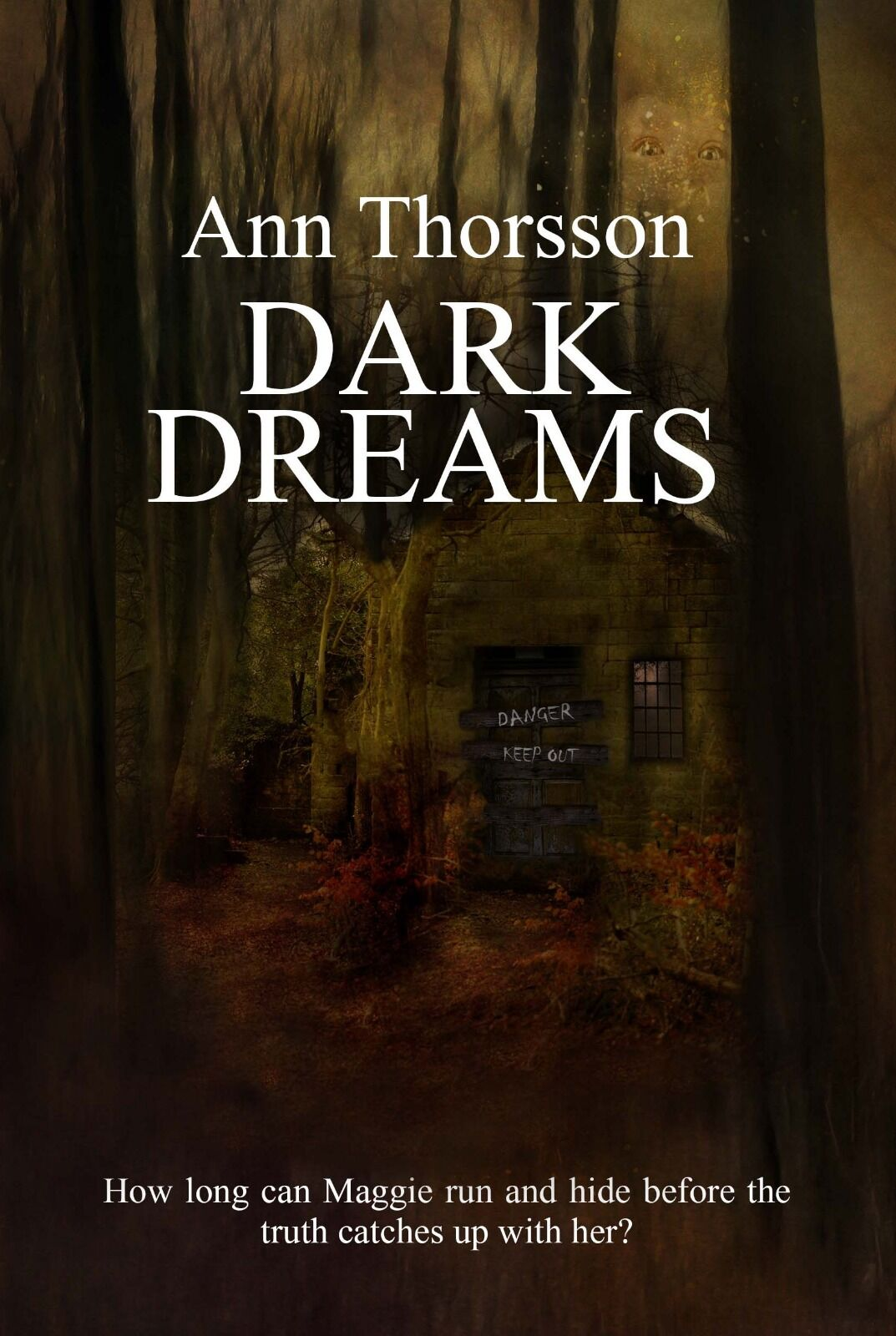 Dark Dreams front cover