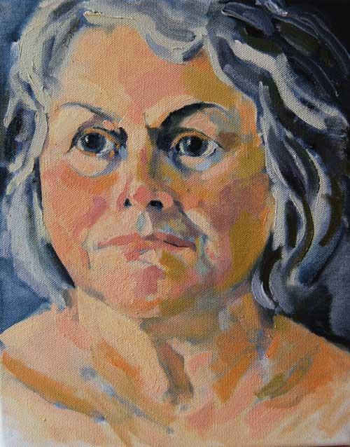 Alfreda McHale Portrait I