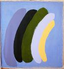 Untitled 2009-10; acrylic on canvas
