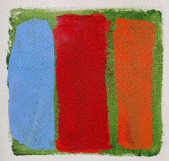 Untitled colour study