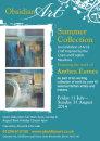 'Summer Collection' at obsidian Art, Bucks