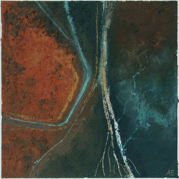 Lava Flow II SOLD