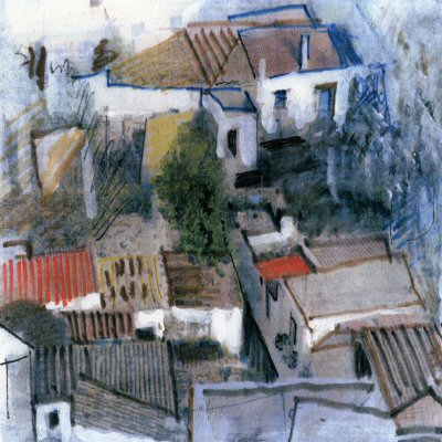 Athens Rooftops SOLD