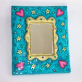 Hearts and Stars Mirror