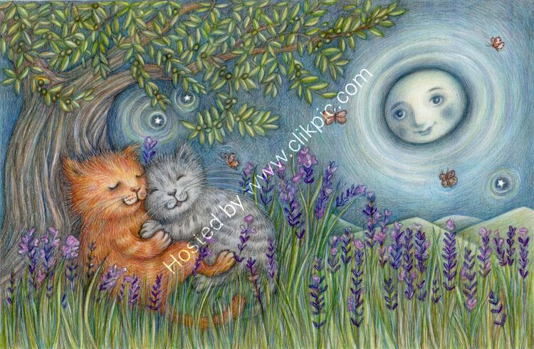 Love among the Lavender
