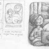 Mothmum page sketch
