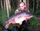 23lb 3oz mirror Damian (woody) Wood