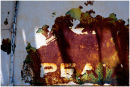 Rusting Sign