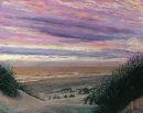 Formby Beach Sunset