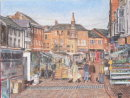 Ormskirk Market prints only available