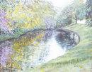 Sefton Park Lake (Eros Fountain End)
