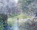 Sefton Park: Feeding The Ducks